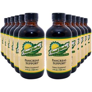 Picture of Pancreas Support (4oz) - 12 Pack